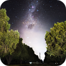 Astrophotograpy with a phone and fixed tripod,                                LucasGoncalves