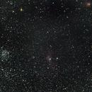 The Bubble Nebula,                                Zach Coldebella