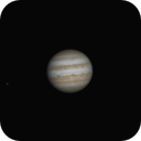Jupiter (bad seeing),                                Mathieu Pontécaille