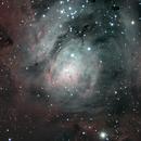 M8 Lagoon Nebula,                                Paul Cross