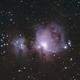 Orion Nebula,                                Dcox17