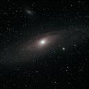 M31 - Andromeda Galaxie,                                Florian Kolbe