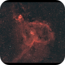 IC1805 - Heart Nebula,                                Kenneth Sneis