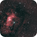 NGC7635 - HaRVsB,                                Daniel Fournier