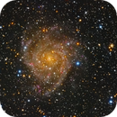 IC342 Spiral Galaxy,                                Jerry Macon