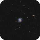 M100 Galaxy - Wide field,                                Andreas Eleftheriou