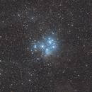 M45 Pleiades,                                Mark Williams
