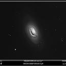 galaxie M 64,                                G.PAT