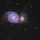 M51 Whirlpool Galaxy (2012),                                Kirk