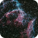 part of Veil Nebula,                                Adrie Suijkerbuijk