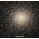 Ômega Centauri NGC 5139 - New Processing,                                Maicon Germiniani
