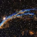 Veil nebula,                                Tom's Pics
