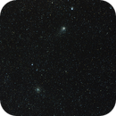 Gallardd and M71, processed so that both are still,                                Salvatore Iovene