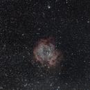 Rosette Nebula - With 200mm Lens,                                Rodrigo Andolfato