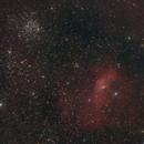 NGC7635 & M52,                                matthiasC