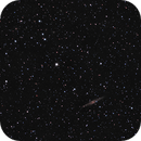 NGC 891 & Tiny Companions,                                Lensman57