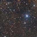 Sh2 71 LRGB Planetary Nebula With Binary Central Star,                                jerryyyyy