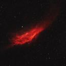 NGC 1499 California Nebula 20200914 7200s Ha-OIII 01.9.8,                                Allan Alaoui