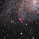 NGC 604,                                Roberto Marinoni