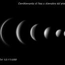 Venus 2015 tris,                                giano