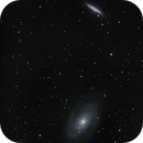 M81 and M82,                                Norman Revere