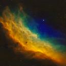 The California Nebula,                                Sinan Arkin