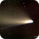 C/2020 F3 Neowise Comet,                                Adriano Inghes