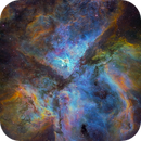 NGC3372 - Eta Carina Nebula SHO (Multi Level Processing Technique by Eric Coles),                                Janco