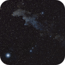 Witch Head Nebula,                                SeSonnen