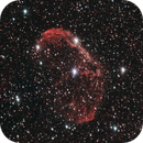 NGC6888 - Crescent Nebulae within field,                                Stephan