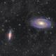 M81, M82, and associated IFN,                                Nikhil Joshi