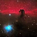 Barnard 33 Horse Head,                                John Rathbun