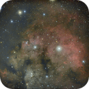 NGC 7822,                                WJM Observatory