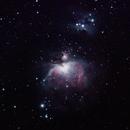 Orion nebula,                                Tobias Repmann
