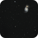 M51 and Friends,                                Mario Gromke