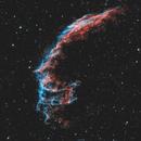 Eastern veil nebula,                                Markus Wiedmann