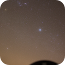 Orion and Canis Major,                                Robson Hahn