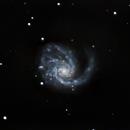 A Study of the Virgo Galaxy Cluster - Part 37: Messier 99,                                Timothy Martin & Nic Patridge