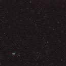Leo const. wide field NGC3190 / Canon 100Da + Canon 200mm f/2.8 / SW SAM / SIRIL 0.9.12,                                patrick cartou