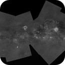Milky Way Mosaic - Cepheus and Cassiopeia,                                silentrunning