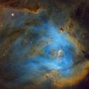 IC2944 Running Chicken Nebula,                                Peter Jenkins