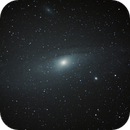 M31 Andromeda,                                knobby