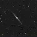 NGC 4565 Needle Galaxy,                                SHADOW HO