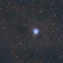 NGC 7023 - The Iris Nebula,                                APK