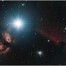 IC434 / B63 Flame + Horsehead Nebula,                                AndreP
