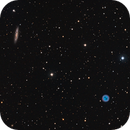 M97 and M108 - LRGB,                                Rodolphe Goldsztejn