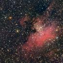 M16 - Eagle Nebula,                                Siegfried