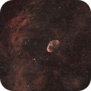 Crescent Nebula,                                Antonio Grizzuti