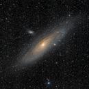 Andromeda Galaxy,                                Nicholas Gialiris