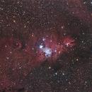Cone from dark sky,                                Rod771